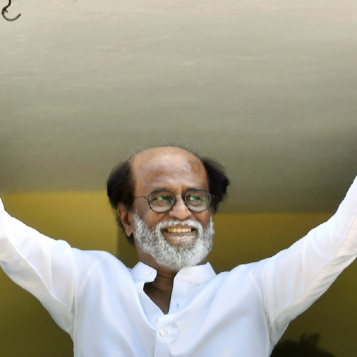 Never aspired to become Chief Minister of Tamil Nadu: Rajinikanth