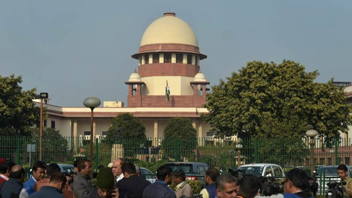 Supreme Court to decide whether 1994 Ayodhya verdict be referred to larger bench