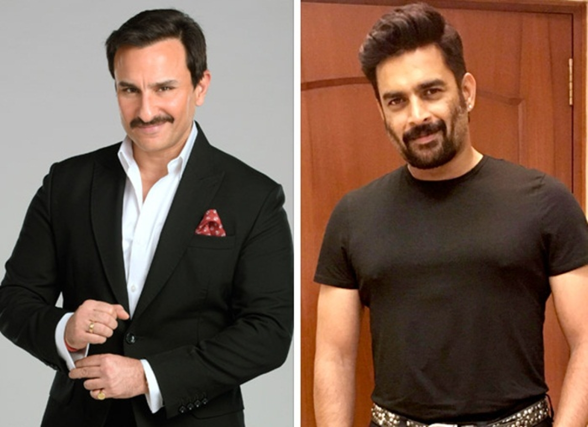 Saif Ali Khan and R Madhavan reunite for this Navdeep directorial and this is what it is all about