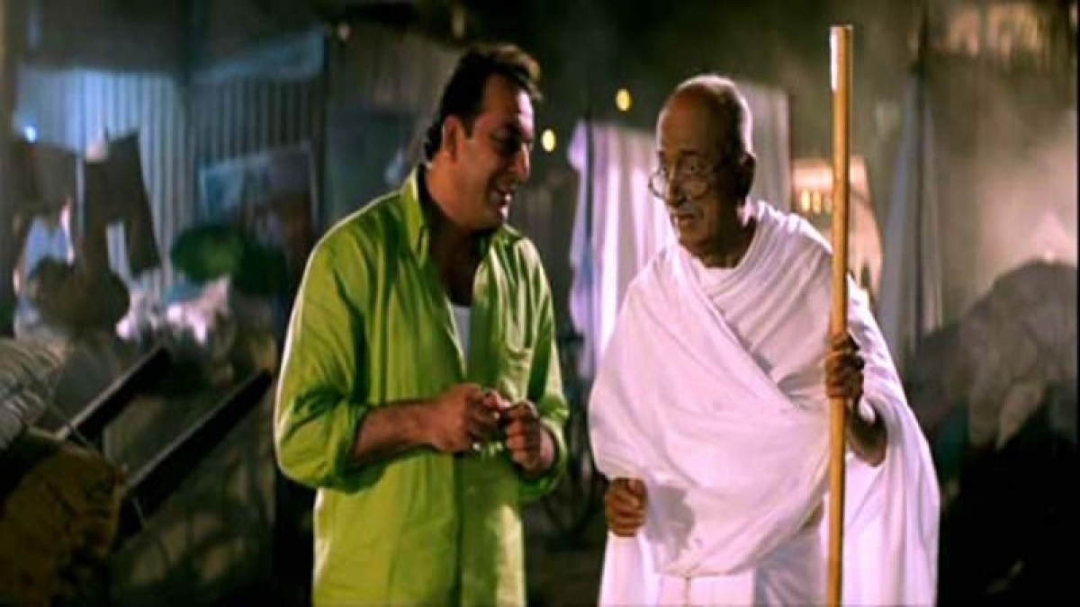 How 'Lage Raho Munna Bhai' actor Sanjay Dutt remembered Mahatma Gandhi on Martyr's Day