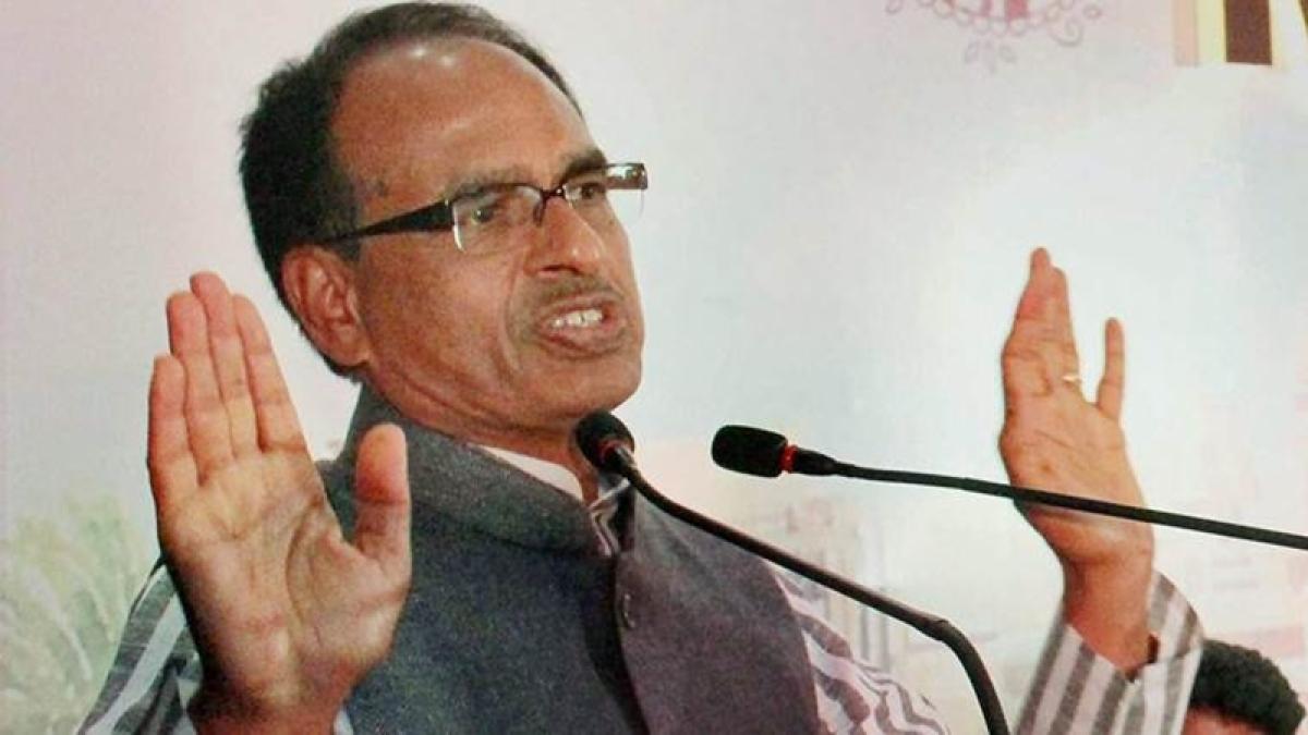Bhopal: Rahul's Nyay Yojana is stunt like farm loan waiver, says Shivraj Singh Chouhan