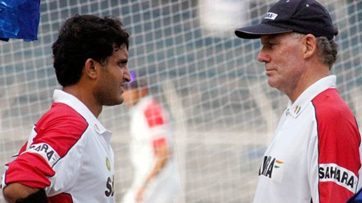 Former skipper Sourav Ganguly makes fresh revelations on infamous Greg Chappell-saga