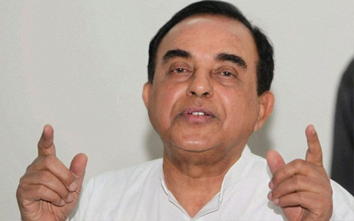 Subramanian Swamy spills the beans: Polarisation agenda