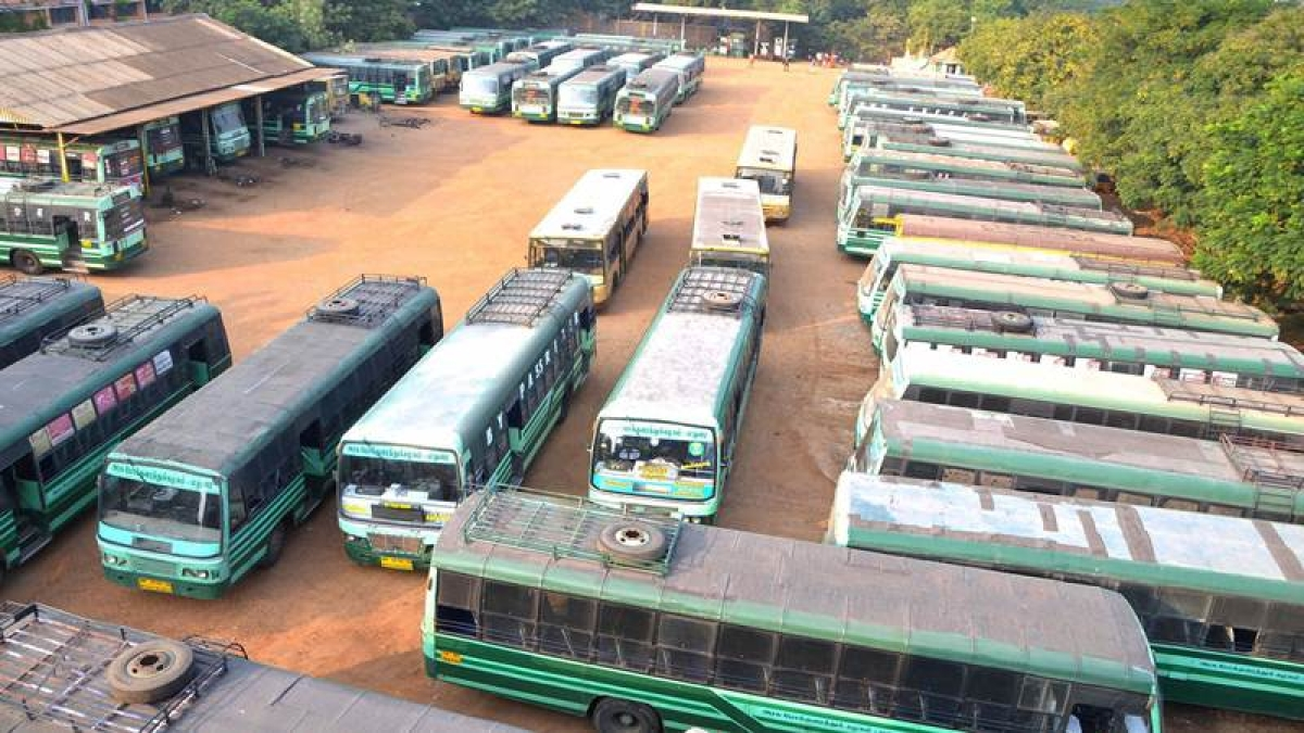 Tamil Nadu bus strike ends after 9 days, normalcy restored