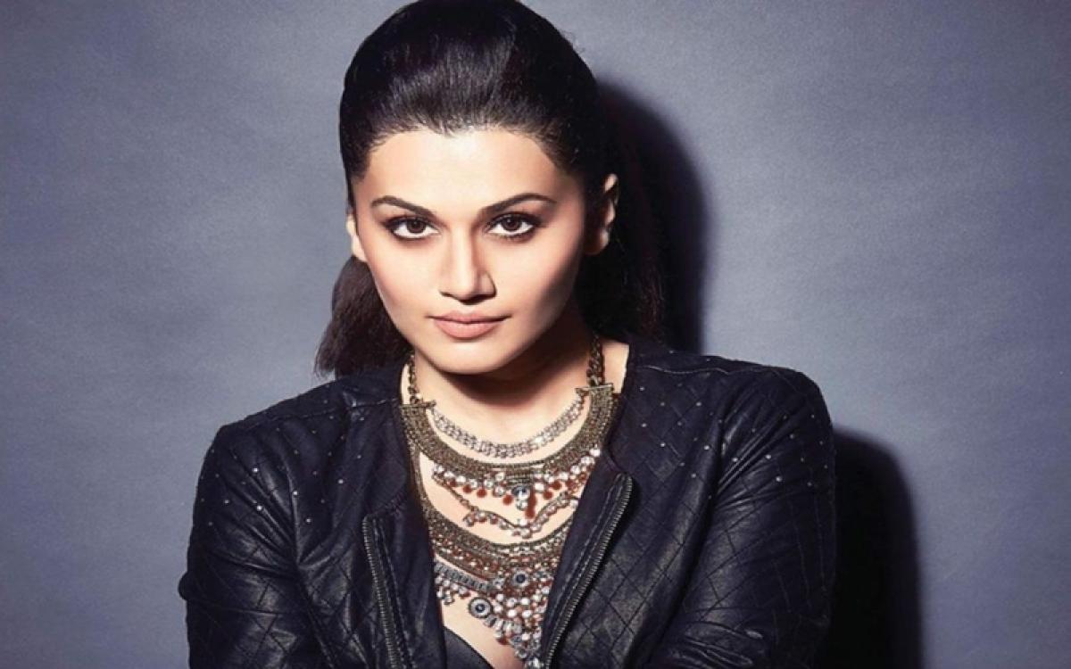 'Manmarziyan' beautiful mix of Aanand, Anurag's world: Taapsee Pannu