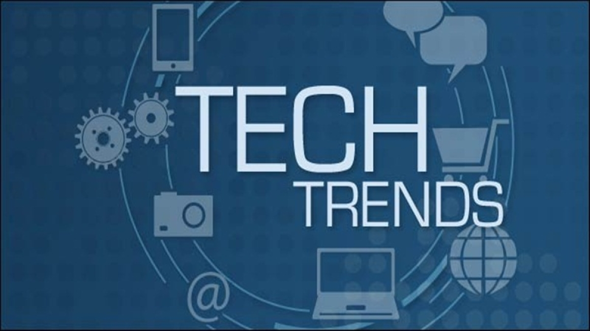 Tech trends that will transform the world in 2018