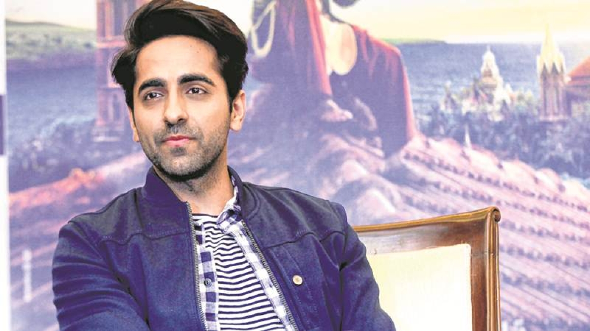 Ayushmann Khurrana says he is happy with space in Bollywood and to be associated with content-driven cinema
