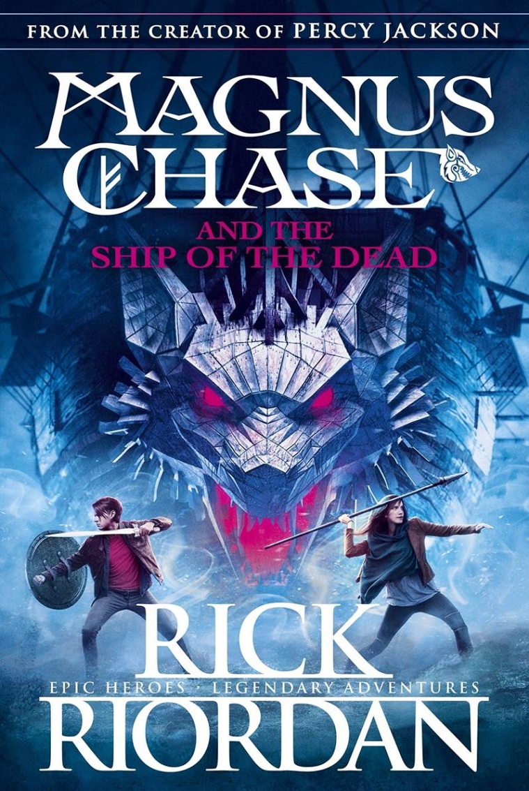 Magnus Chase and the Ship of the Dead by Rick Riordan: Review