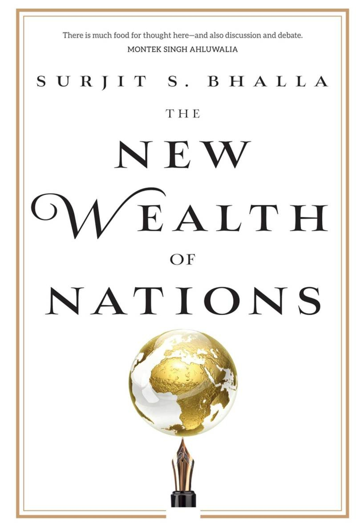 The New of Wealth Nations by Surjit S Bhalla: Review