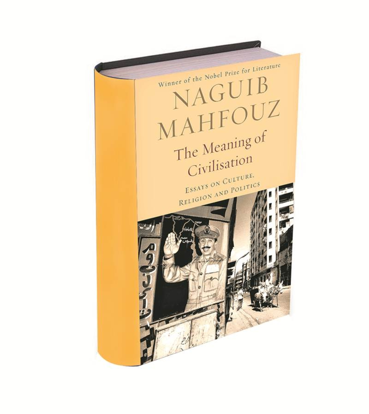 The Meaning of Civilisation by Naguib Mahfouz: Review