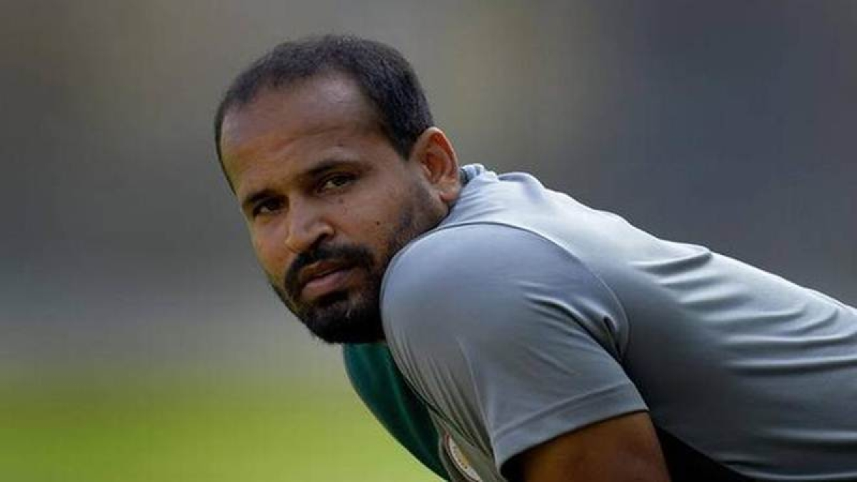 Former cricketer Yusuf Pathan tests positive for COVID-19, in home quarantine