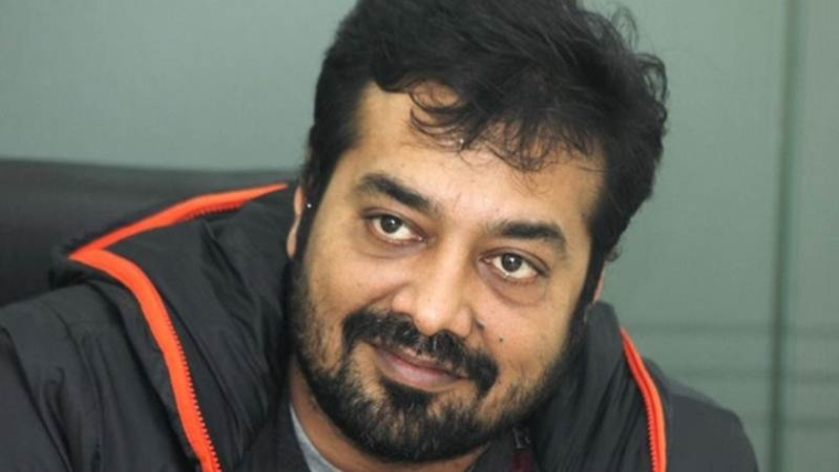 'I always start blind', says Anurag Kashyap about his filmmaking process