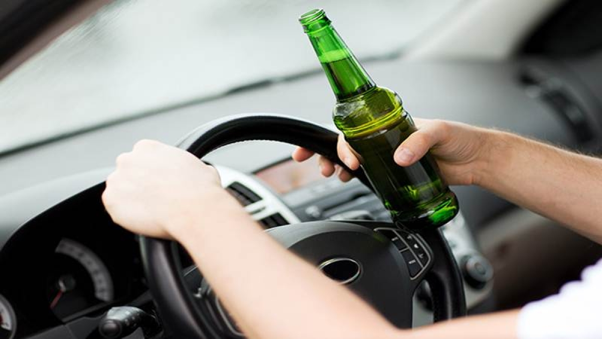 New Year 2018: Over 200 people booked for drink and drive in UP