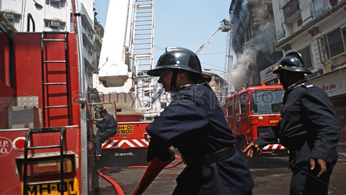 Mumbai: Fire brigade sits on safety audits