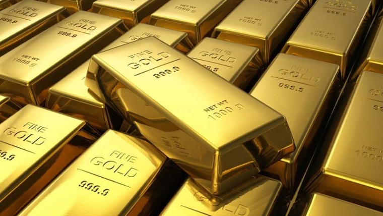 Gold futures rise 0.16% on global cues
