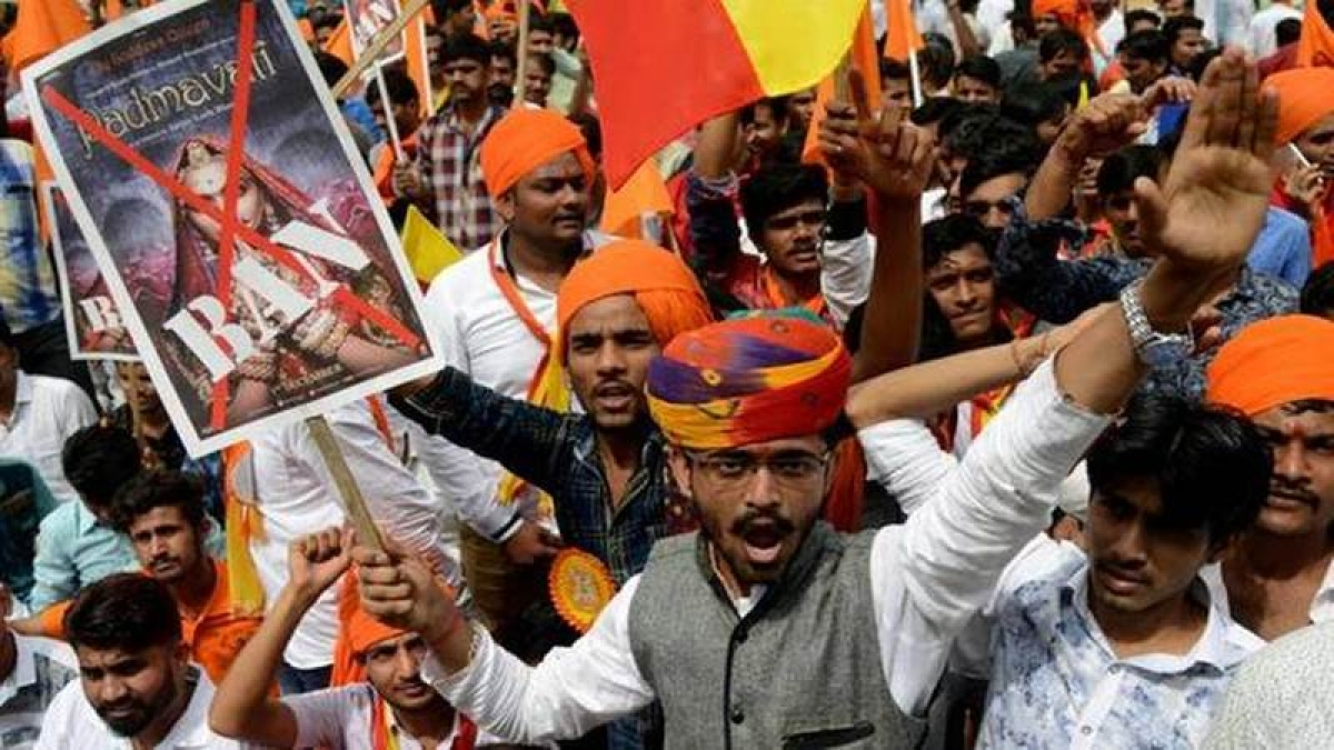 'Padmaavat' row: Appalling how a fringe group like Karni Sena has held nation to ransom