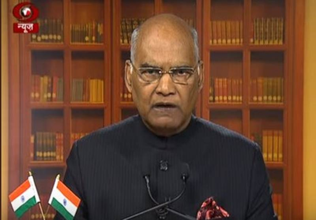 Citizenship Bill will secure citizenship to victims of persecution: President Ram Nath Kovind