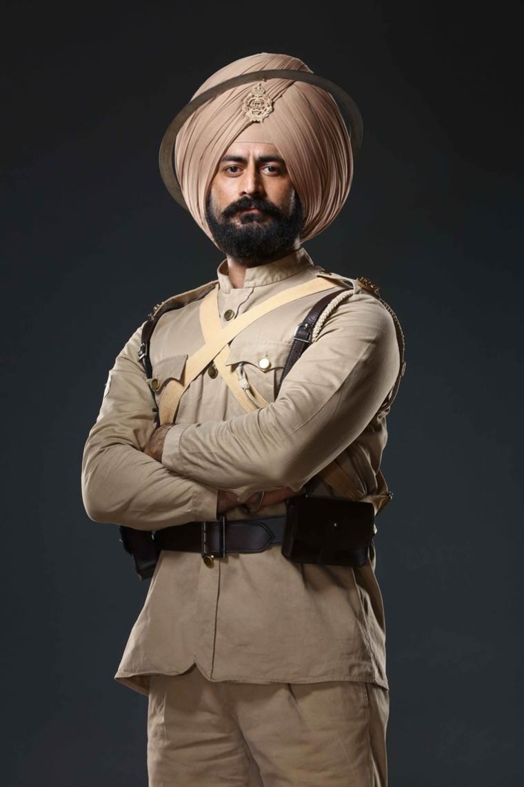 First Look! 'Dev' Mohit Raina turns soldier for 21 Sarfarosh