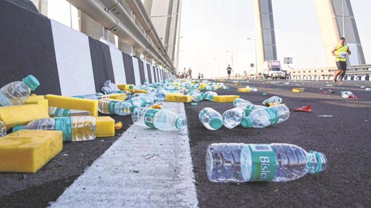 San Francisco airport bans Plastic bottles sale