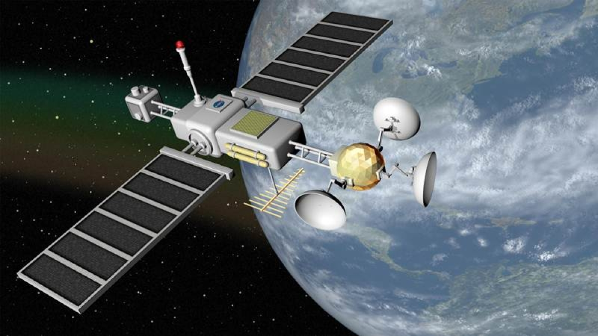 DoT to set up telecom satellite network