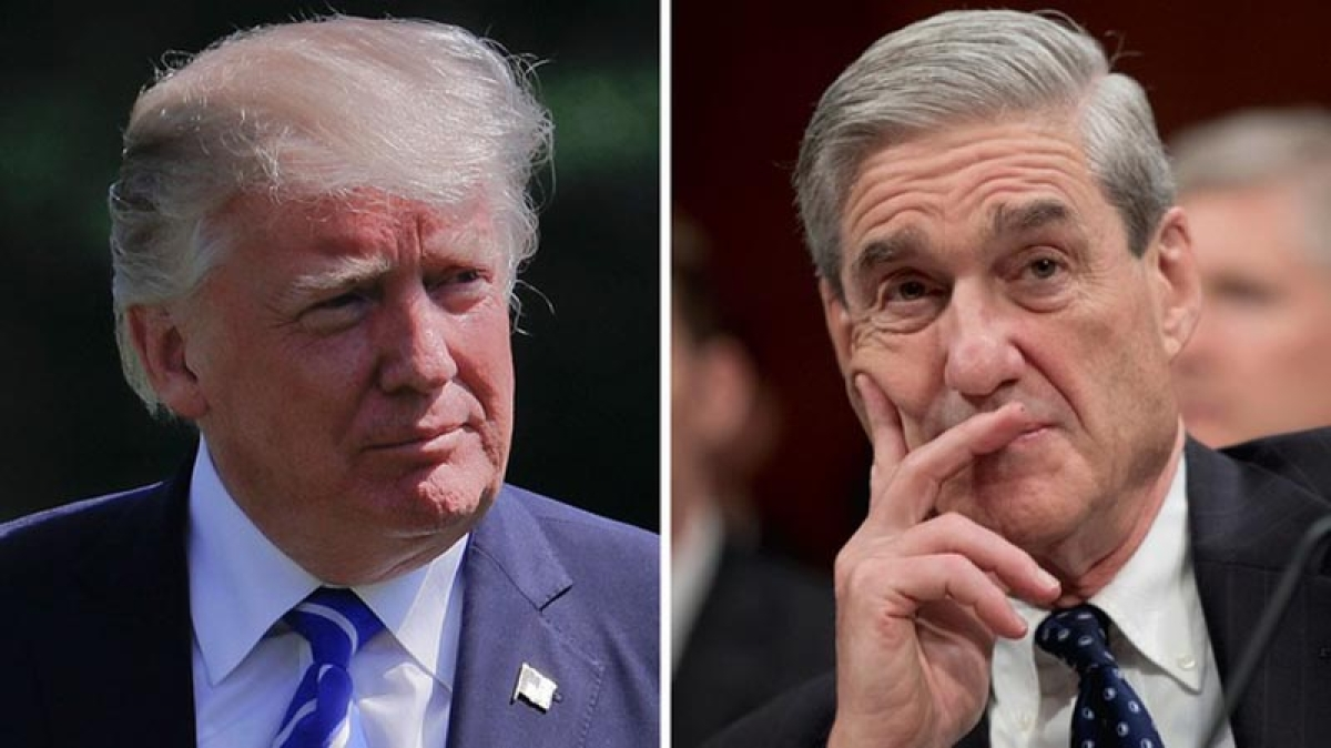 Trump ready to speak to Mueller under oath in Russia probe