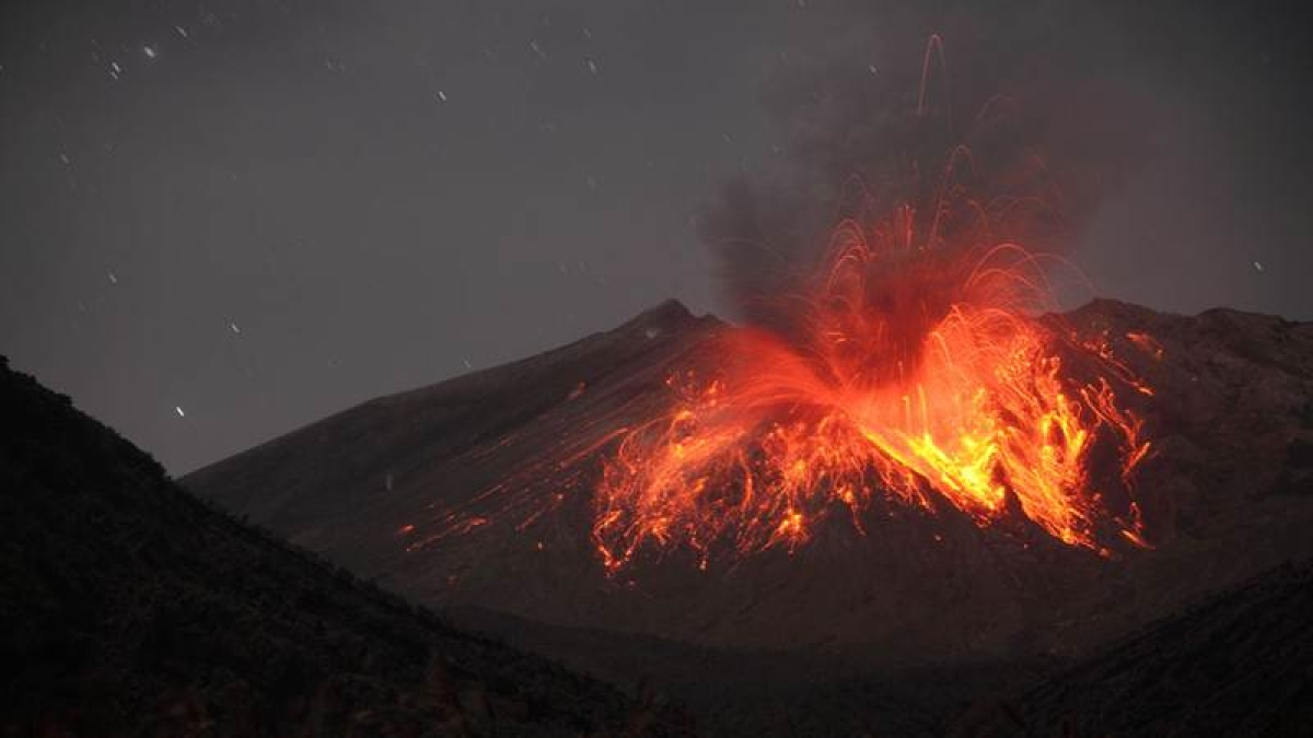 Biggest wipeout on Earth was caused by volcanoes