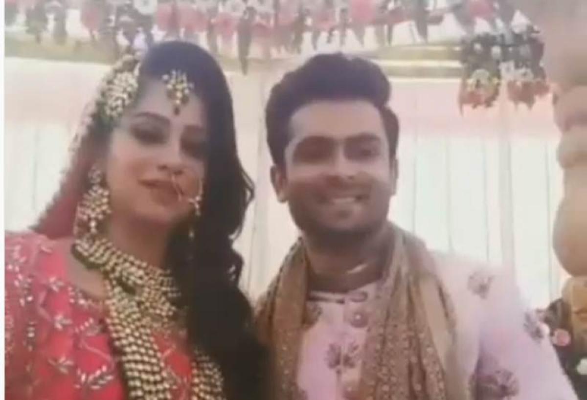 In pictures and videos: Sasural Simar Ka fame Shoaib Ibrahim marries Dipika Kakar