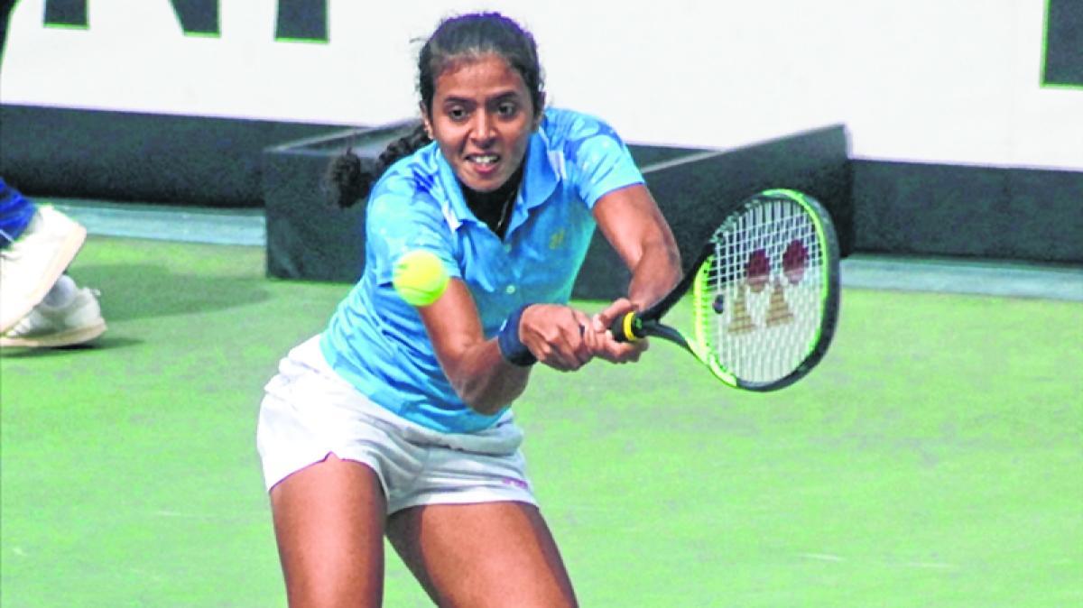 Ankita, Karman ensure India stays in Group I