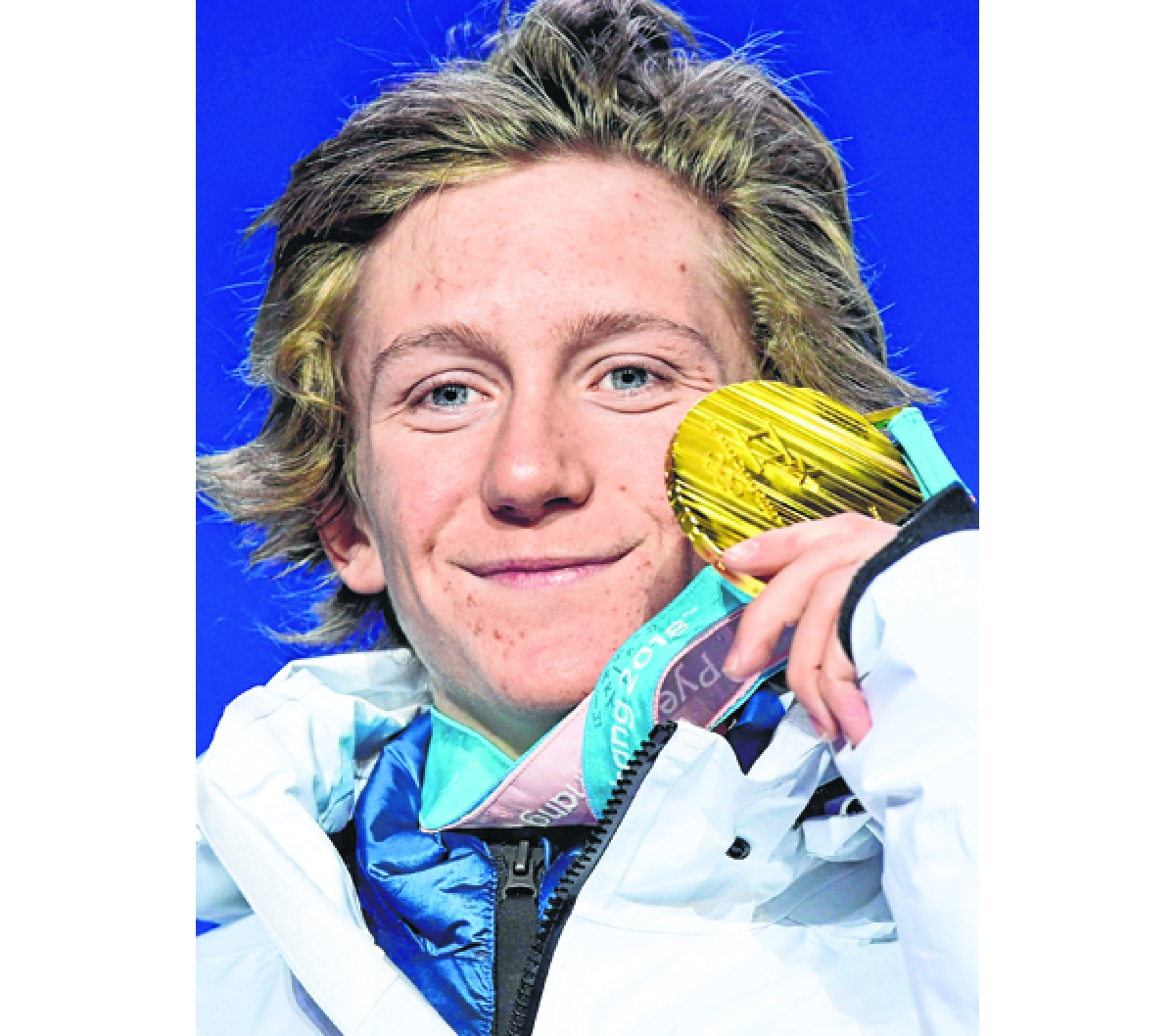 'Psyched' teen snowboarder Gerard takes first USA gold