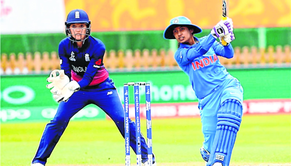Mithali Raj guides India to seven-wkt win over Proteas
