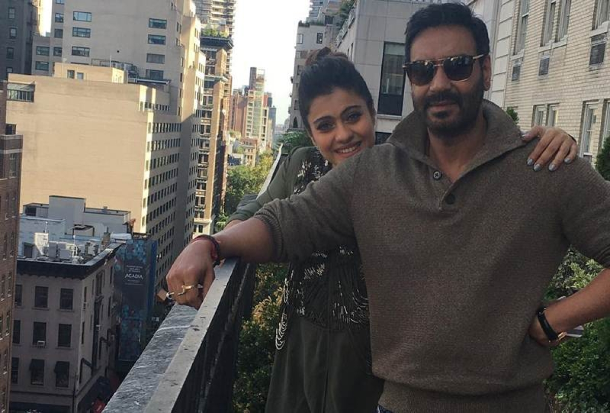 Happy Anniversary Kajol and Ajay: Their love story is the perfect example of 'opposites attract'; [See Photos]