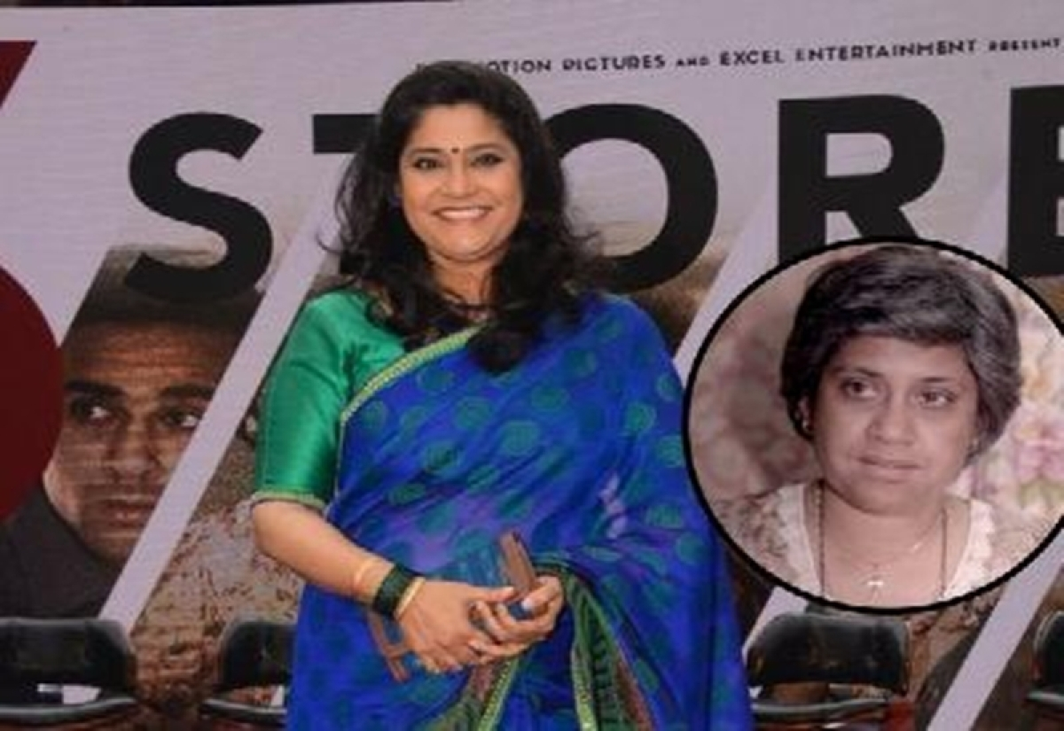 Renuka Shahane's character from '3 Storeys' is inspired by real life