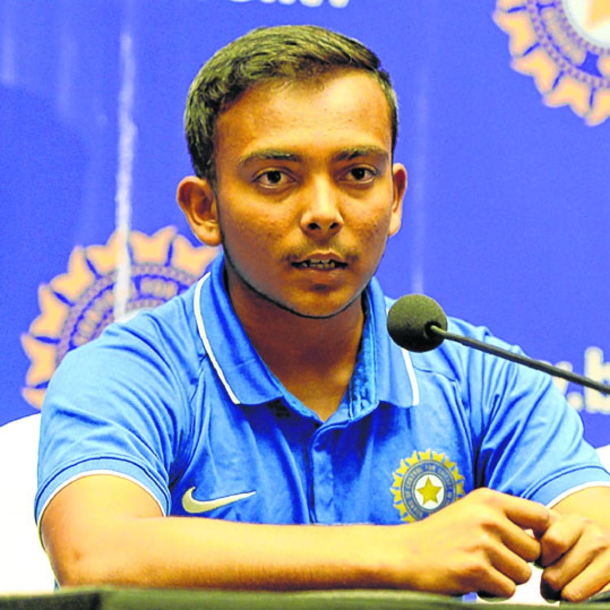 Prithvi Shaw is a fighter: Coach Santosh Pingutkar