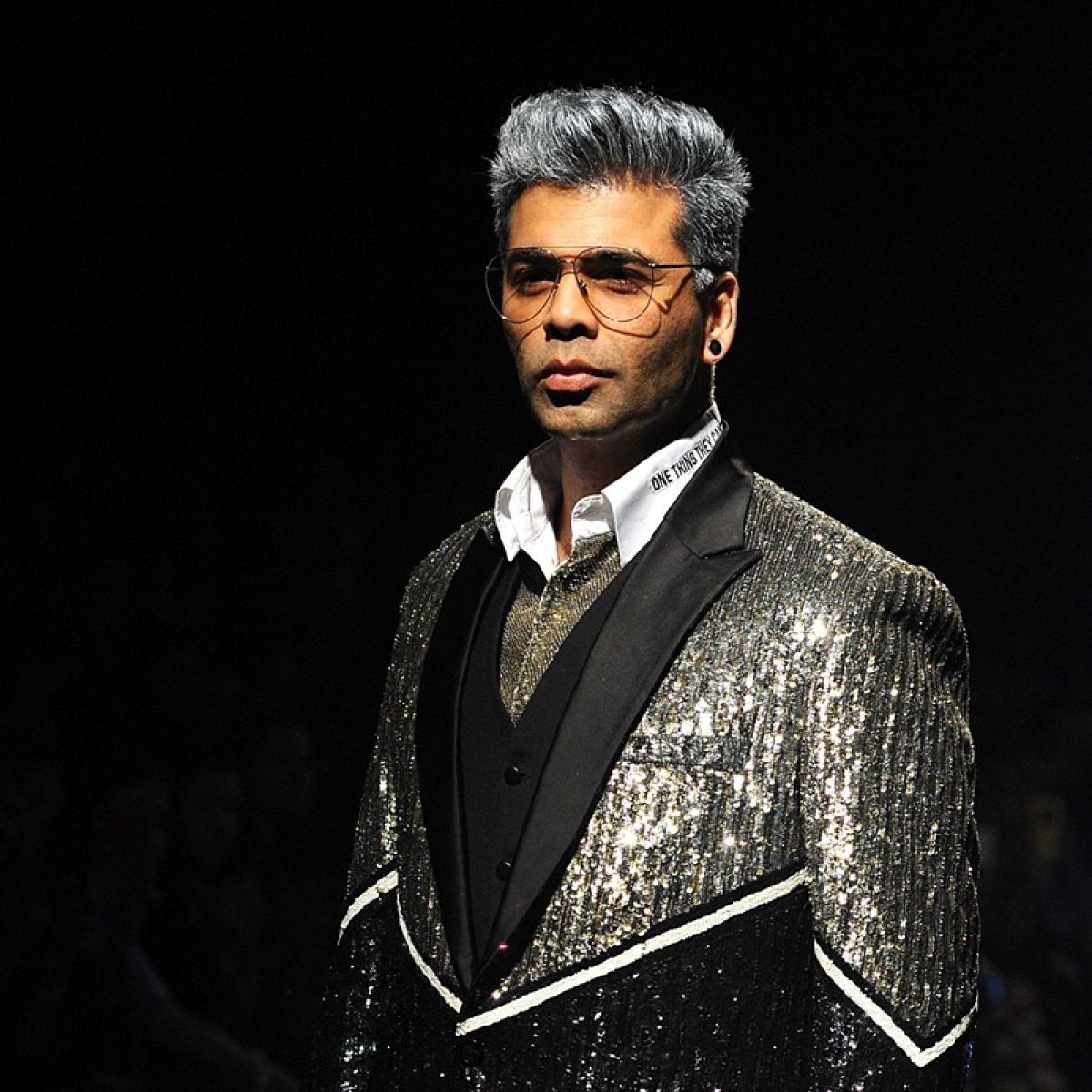 I won't apologise for films I have made, says Karan Johar