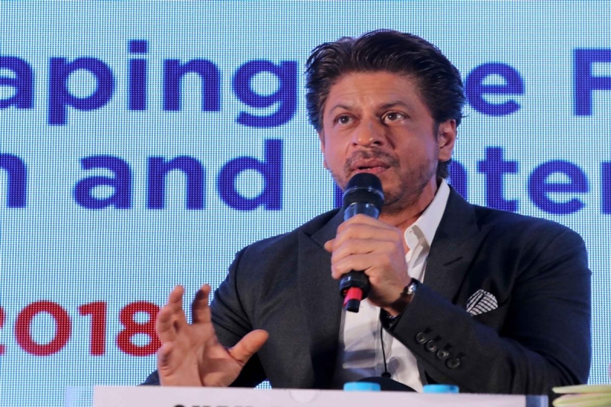 Shah Rukh Khan urges Maharashtra to set up digital hub for media, entertainment industry