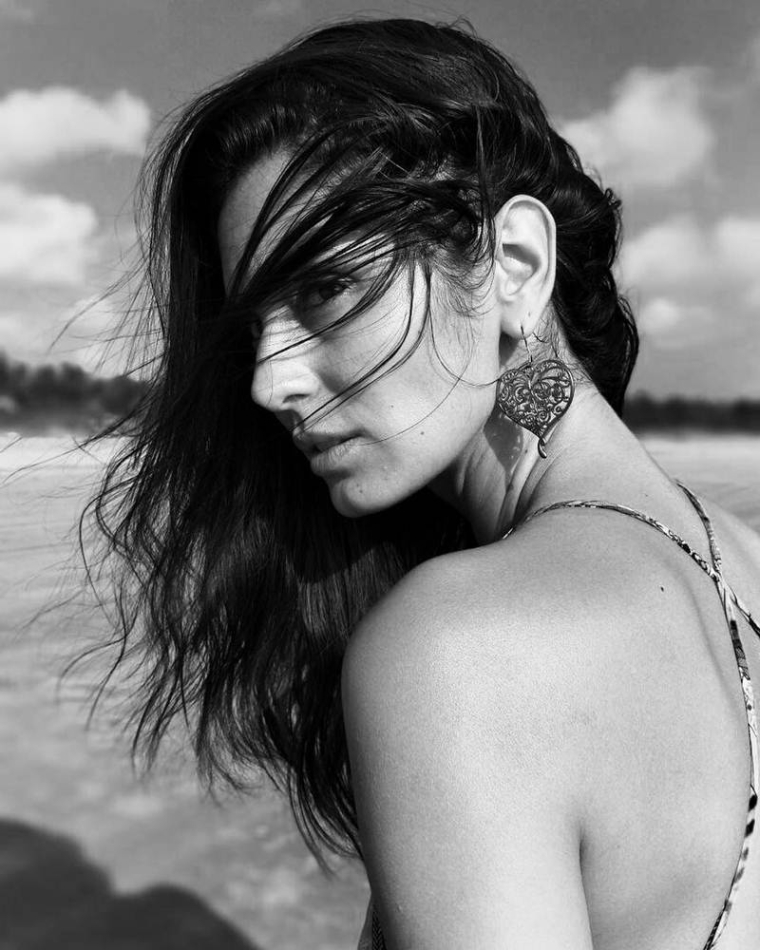In Pictures: Bruna Abdullah sets temperature soaring, goes topless for sultry photoshoot