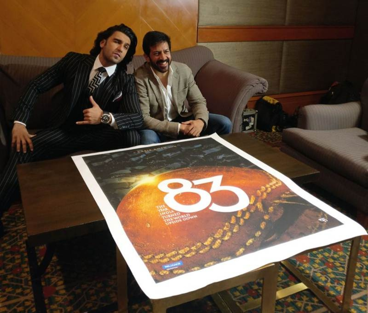 It's Official! Ranveer Singh starrer '83' based on 1983 Cricket World Cup to release on August 30, 2019