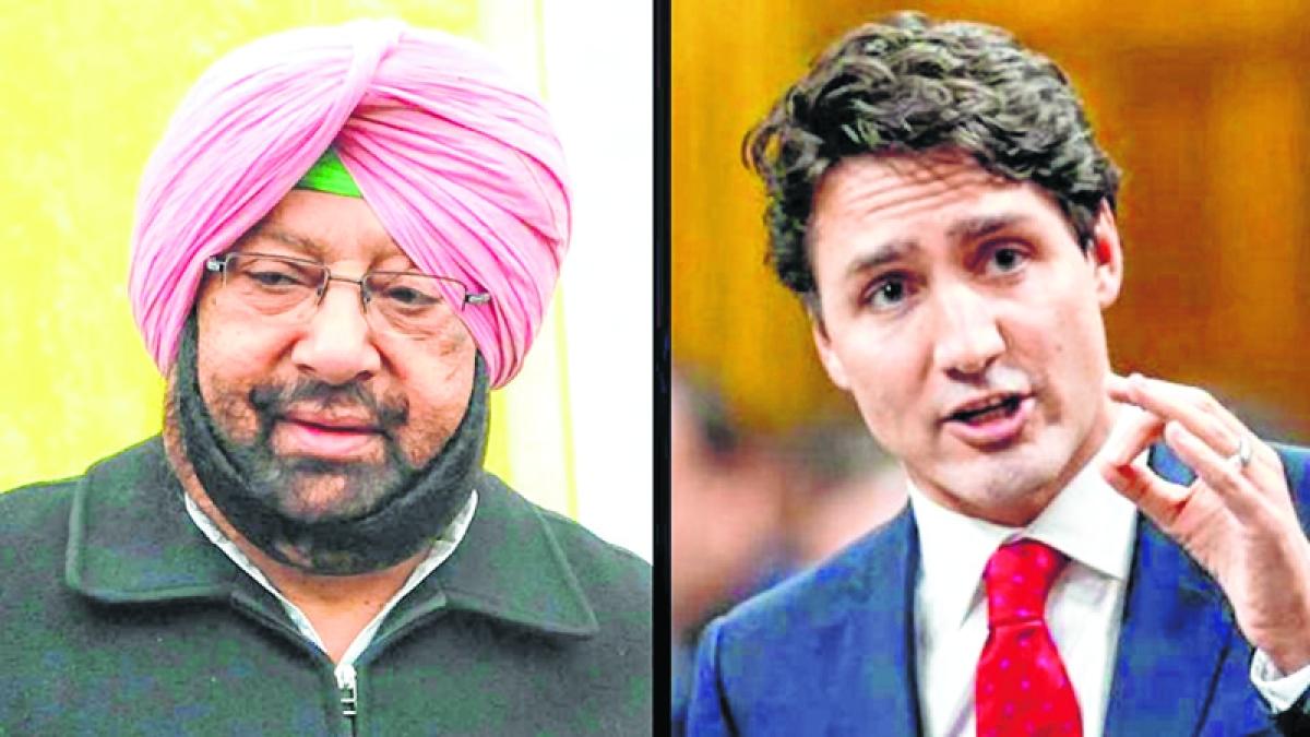 Trudeau's Amritsar visit – will Amarinder play host?