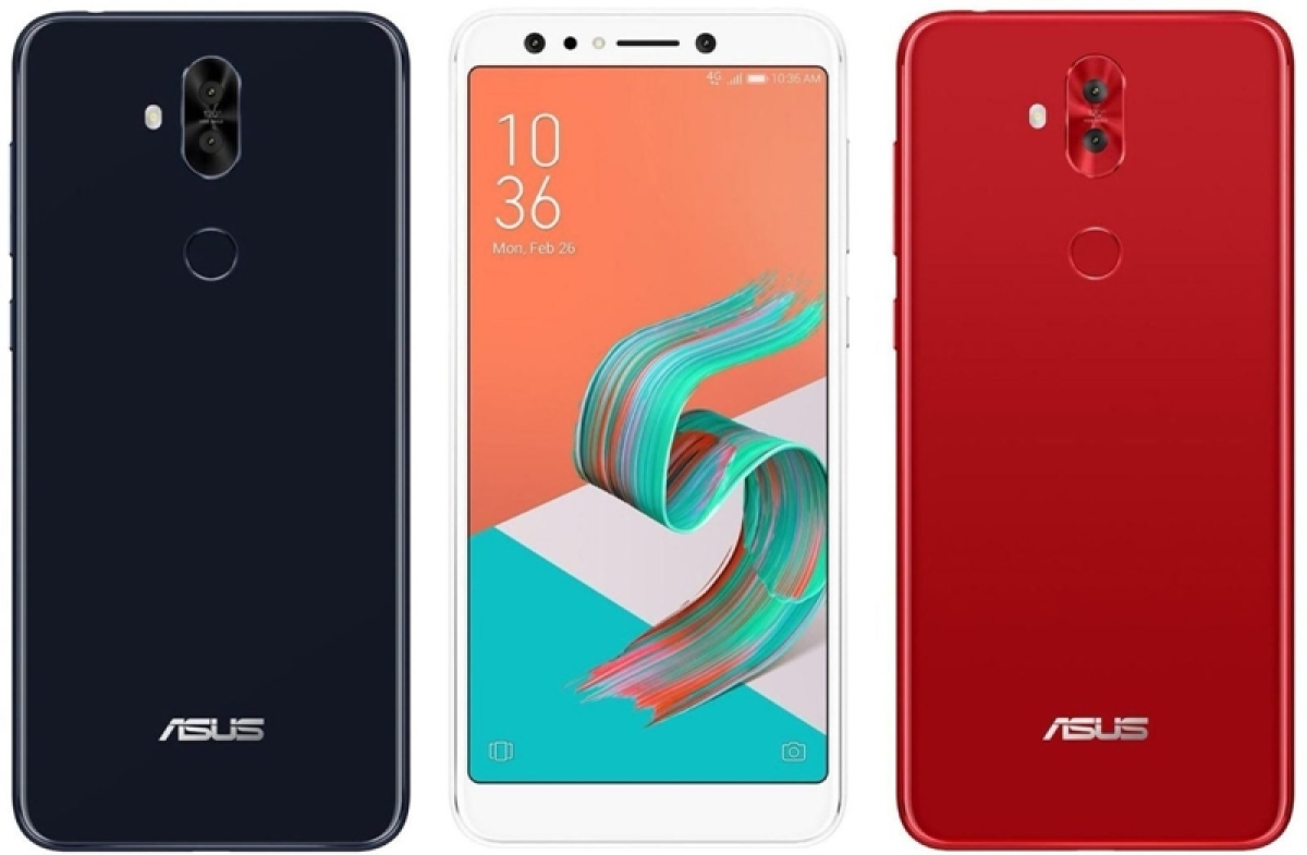 ASUS unveils three devices in new Zenfone 5 series at MWC 2018