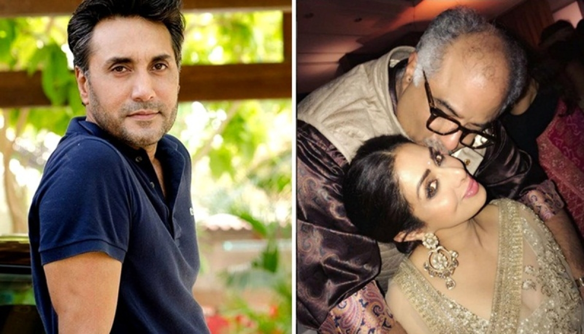 Sridevi's Mom co-star Adnan Siddiqui met 'inconsolable' Boney Kapoor following actor's sudden demise