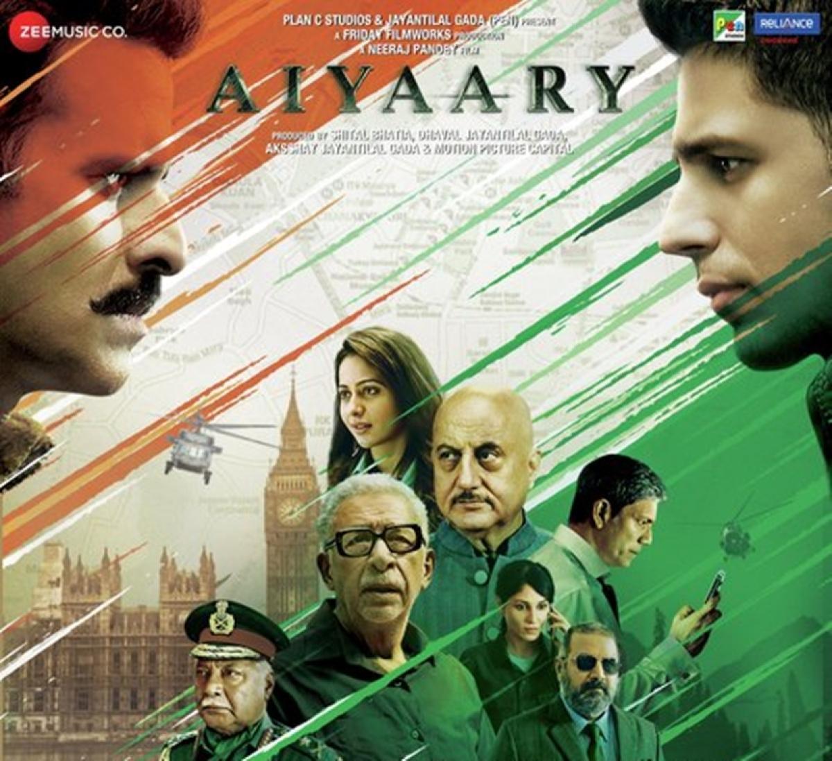 Will team Aiyaary visit Adarsh Society?