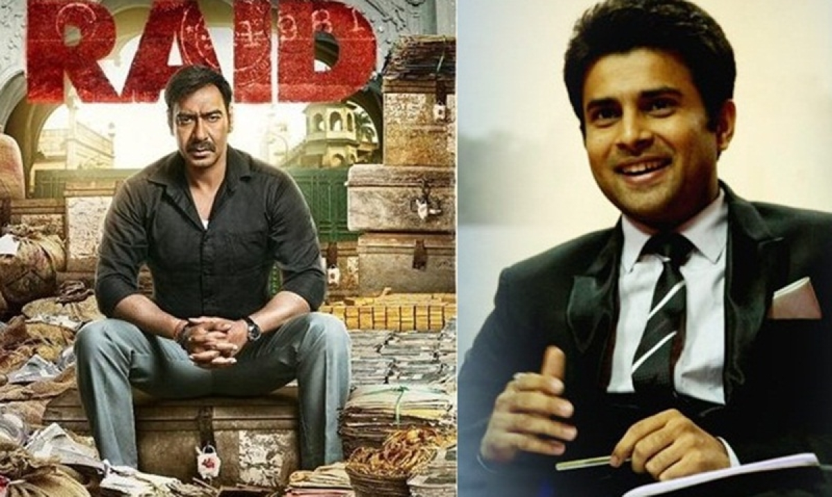 'Raid' actor Amit Bimrot talks about Ajay Devgn, his role in the film and his future in Bollywood
