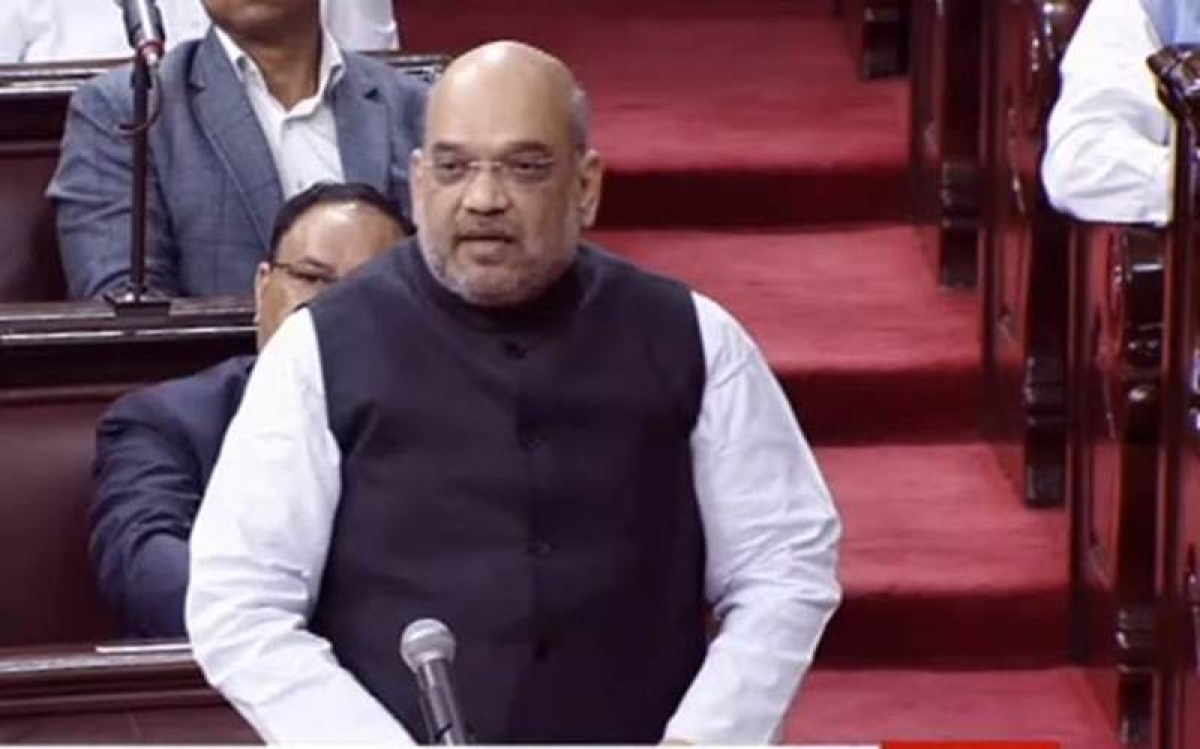 Rajya Sabha adjourned for the day amid chaos over Assam NRC issue