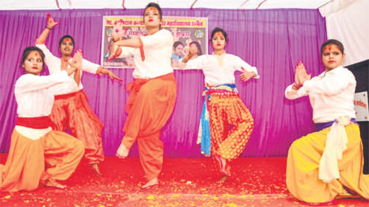 Ujjain: Annual functions held in colleges across city