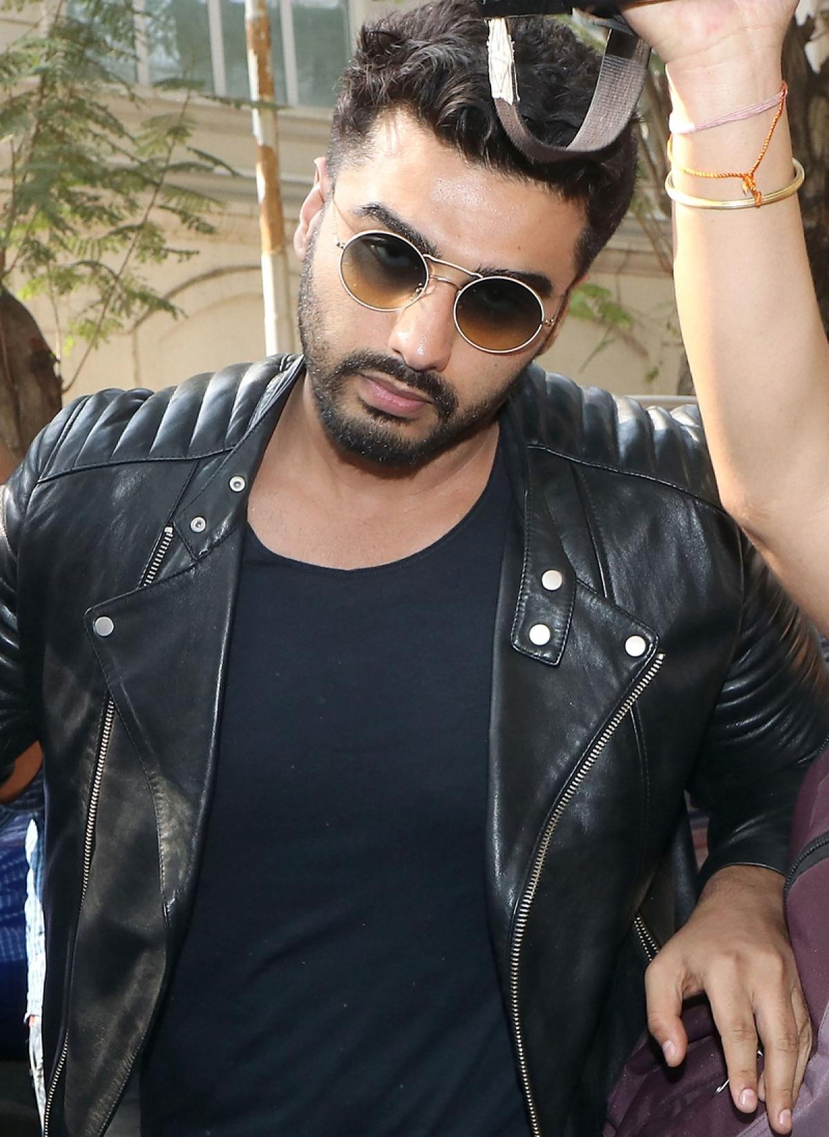 Sridevi death: Arjun Kapoor joins father Boney in Dubai, to oversee return journey