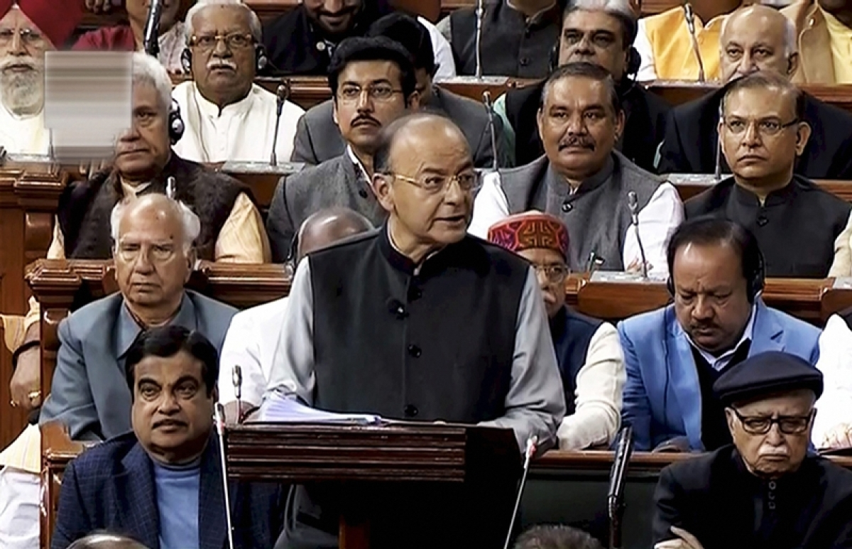 Budget 2018: MPs' basic salary doubled; law for revision every five years