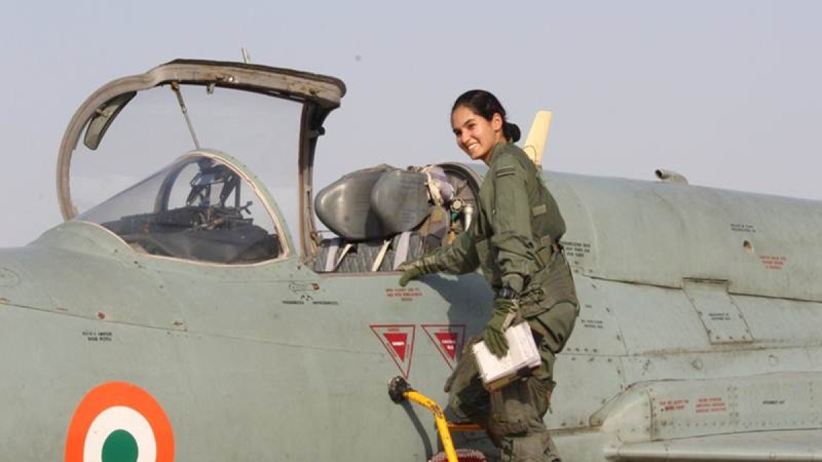 Avani Chaturvedi: All you need to know about 1st Indian woman to fly fighter jet