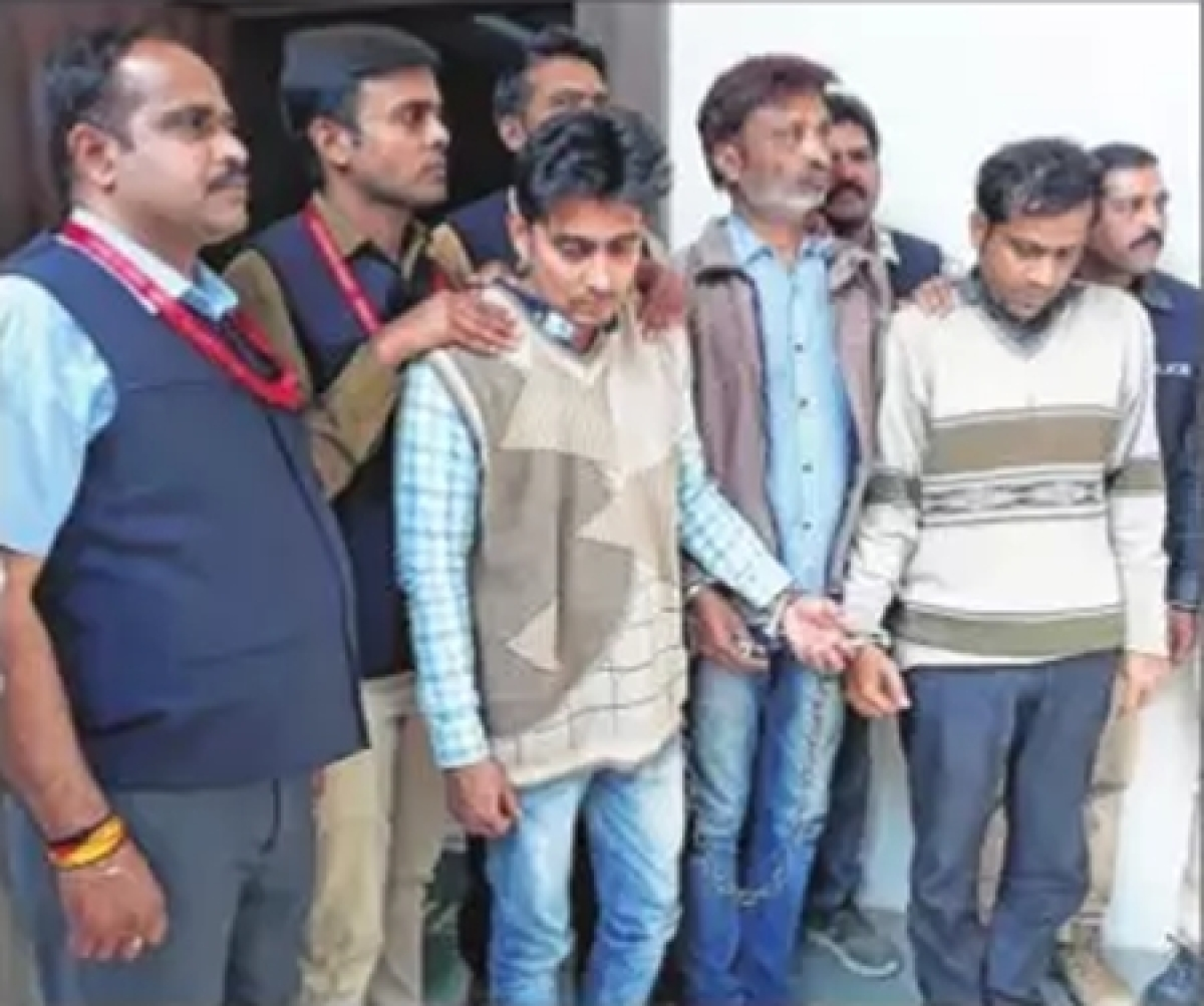 Indore: BCom graduate held for killing father to get hold of property