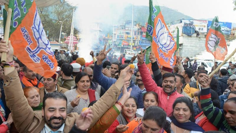 Nagaland: NDPP and ally party BJP Leads in 31 seats