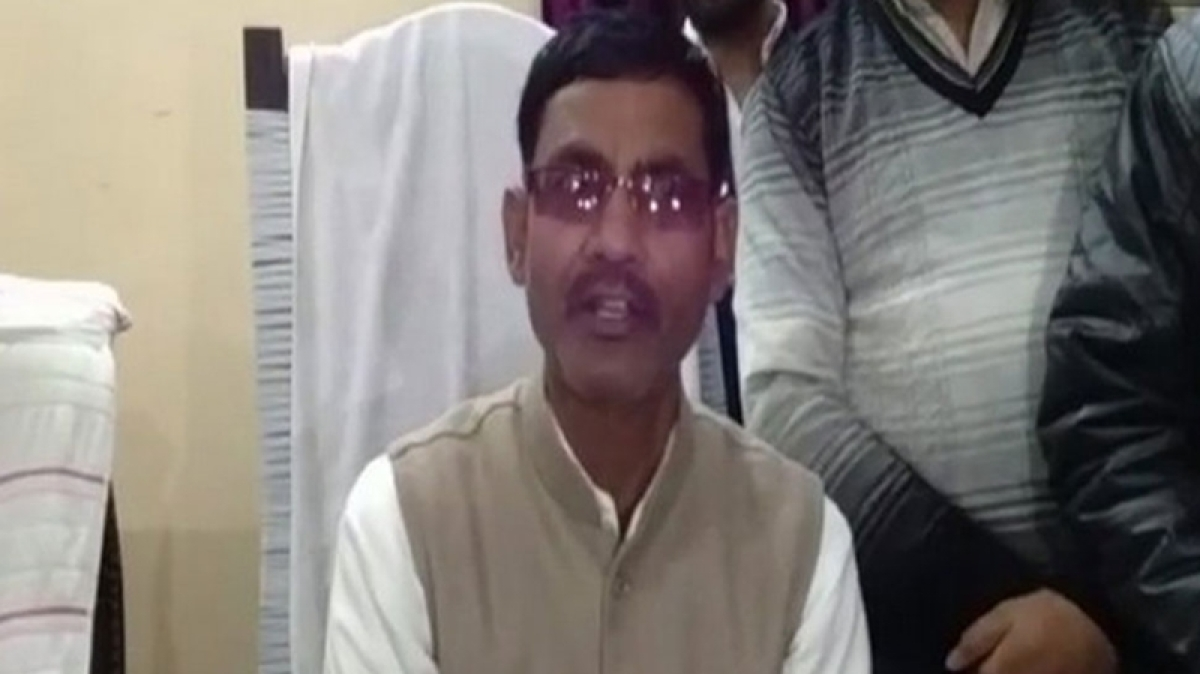 Uttar Pradesh: Hindus should not stop producing children, says BJP MLA Vikram Saini
